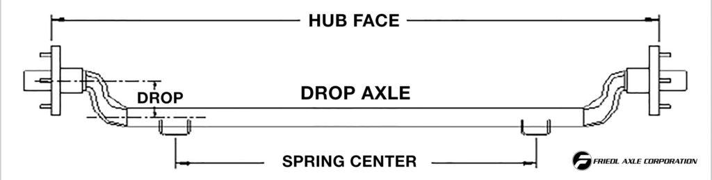 drop-axle